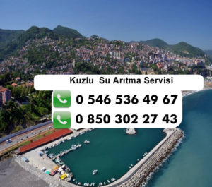 kozlu-su-aritma-servisi