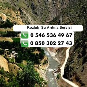 kozluk-su-aritma-servisi