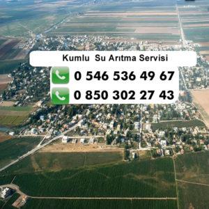 kumlu-su-aritma-servisi
