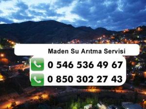 maden-su-aritma-servisi
