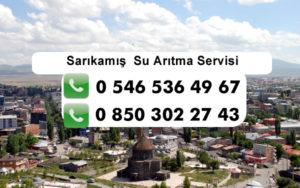 sarikamis-su-aritma-servisi