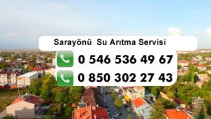 sarayonu-su-aritma-servisi