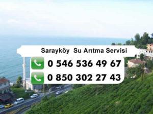 saraykoy-su-aritma-servisi