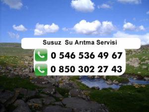 susuz-su-aritma-servisi
