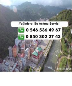 yaglidere-su-aritma-servisi