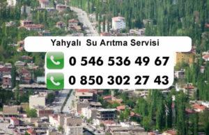 yahyali-su-aritma-servisi