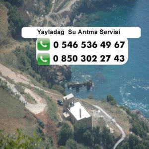 yayladag-su-aritma-servisi