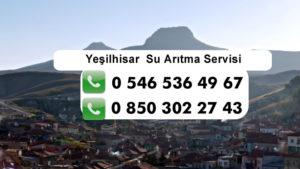 yesilhisar-su-aritma-servisi