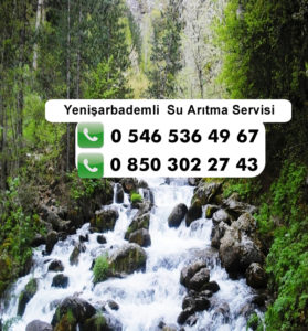 yenisarbademli-su-aritma-servisi