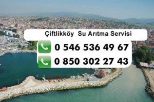 ciftlikkoy-su-aritma-servisi
