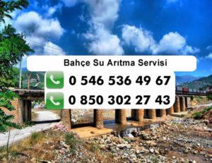 bahce-su-aritma-servisi