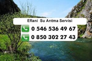 eflani-su-aritma-servisi