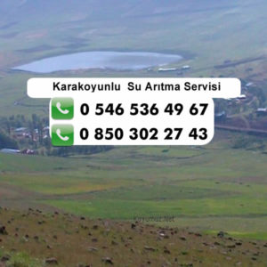 karakoyunlu-su-aritma-servisi