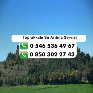toprakkale-su-aritma-servisi