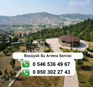 bozuyuk-su-aritma-servisi